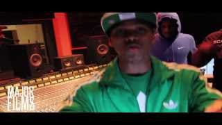 LILSNUPE freestyle for Meek Mill at MilkBoy studio