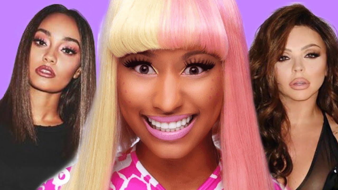 Download Let's Talk About Jesy Nelson & Nicki Minaj...