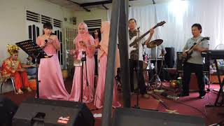 MALAM BAINAI, SI NONA,  SAYANG,  KEMESRAAN,  AYAH,  COVER BY FANI CS, ASTUTI COVER BY ALEX BAND