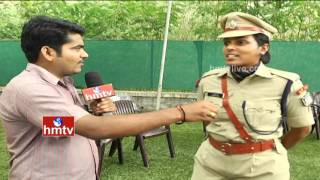 Telangana First IPS Officer Apoorva Rao Face to Face | HMTV