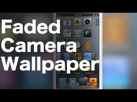 Faded Camera Wallpaper