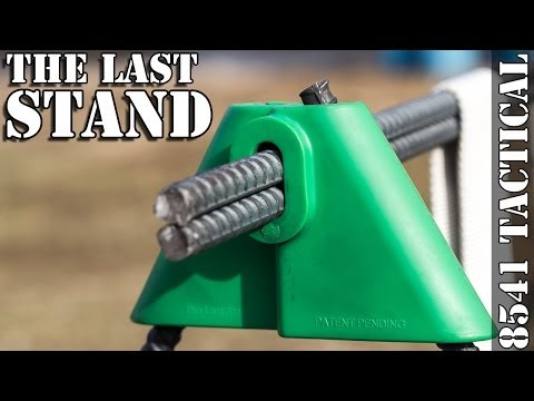 The Last Stand Target Stand Review