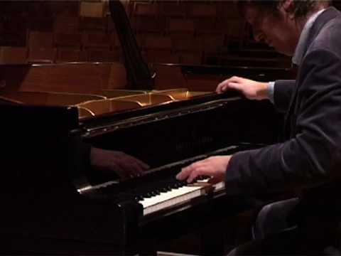 Boris Berezovsky — Chopin Revolution Etude (plus Godowsky version)