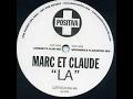"""Thumbnail for Marc Et Claude - LA (Jonesey's Club Mix) - 12"""" Vinyl"""