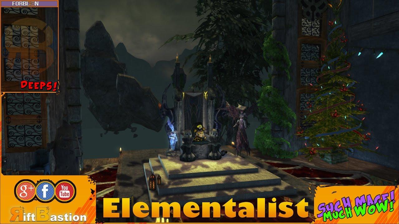 Rift Best Elementalist Build
