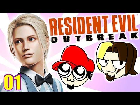 MEUS AMIGOS BOTS – Resident Evil Outbreak  #01 | SOFACHITO
