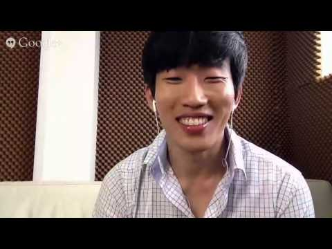 Learning Korean. Conversation with Hyunwoo Sun.