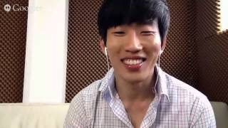 Learning Korean. Conversation With Hyunwoo Sun.