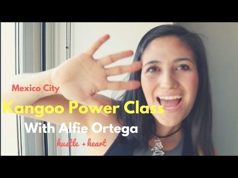 Kangoo Jumps full class, Mexico City