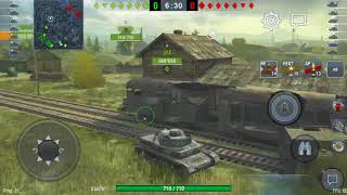 World of Tanks Blitz: Pz IV Derp Gun review and game play