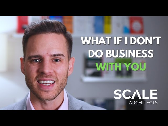 What are the risks of not doing business with you?