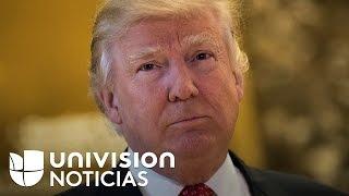 Mexicanos respiran alivio tras primeros meses de Trump y sus controversiales promesas incumplidas