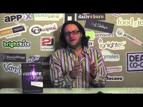 "TechStars U presents ""Term Sheets"" with Brad Feld"