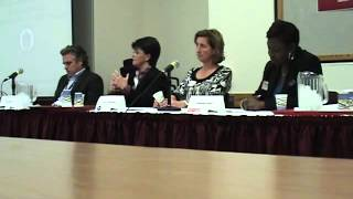 2011 Sport Management Career Fair: Marketing Panel Part 4/5
