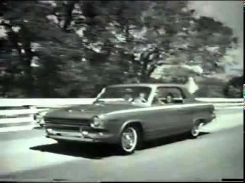 1964 dodge dart commercial youtube youtube. Cars Review. Best American Auto & Cars Review