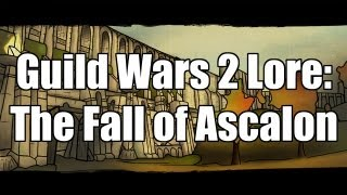 One of WoodenPotatoes's most viewed videos: Guild Wars 2 Lore: The Fall of Ascalon