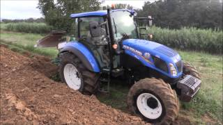 new holland t4 105 super steer bivomere reversibile pietro moro europa 18