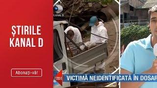 Stirile Kanal D (17.08.2019) - Mister in Cazul Caracal! Victima neidentificata! Editie de ...