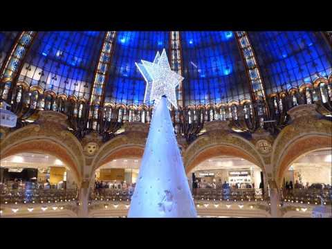 Galeries Lafayette Noël 2016