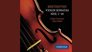 Violin Sonata No. 7 in C Minor, Op. 30 No. 2: II. Adagio cantabile