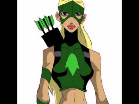 Young Justice Artemis tribute - seven years