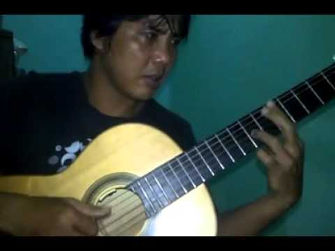 Spanish guitar By Mahdi Andes