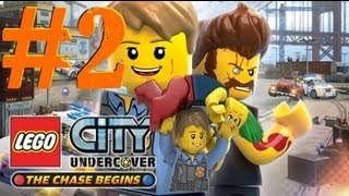 Lego City Undercover: The Chase Begins - Part 2 (cherry Tree Hills)