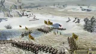 Imperial Glory gameplay
