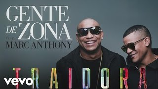 Gente de Zona - Traidora (feat. Marc Anthony)[Cover Audio] ft. Marc Anthony thumbnail