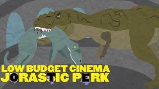 Low Budget Cinema: Jorastic Perk (Jurassic Park) Thumbnail