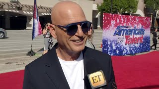 Howie Mandel, Who HATES Germs, Says He's No Longer 'Inhaling' Due to Coronavirus (Exclusive)