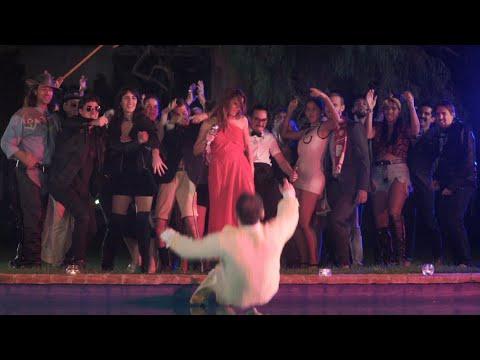 Alejandra Burgos - Swimming Pool Party - Official Video Clip