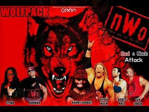 nWo Wolfpac 2nd - Wolfpack - Gangsta Bounce [My Edit] + Download Link