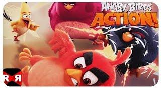 Angry birds trailer deutsch вместе с энгри бердс мультик по русски   игры обычный мультик.