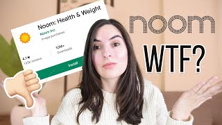 Brutally Honest Noom Review & First Impression | My Issues with Noom screenshot 4