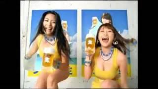 Suntory Jokki Nama(ジョッキ生) 2009 Commercial.