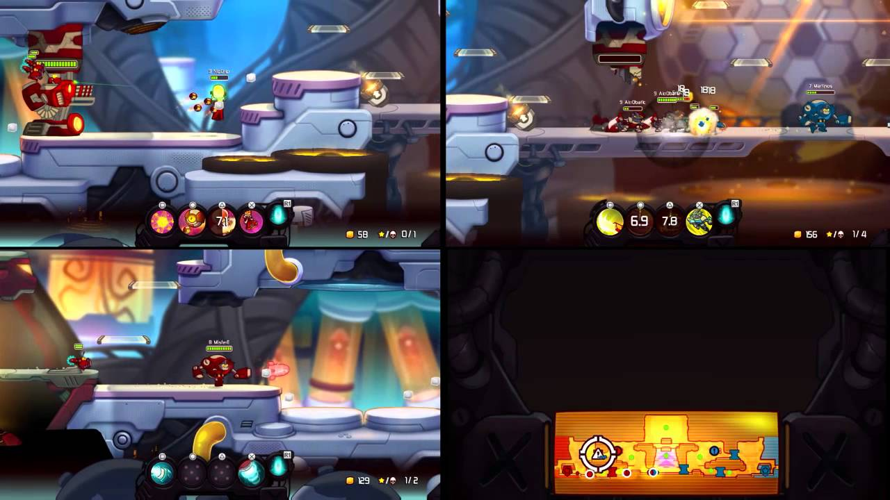 Lovely Feature: Top 10 Couch Multiplayer Co Op Games | GameDynamo
