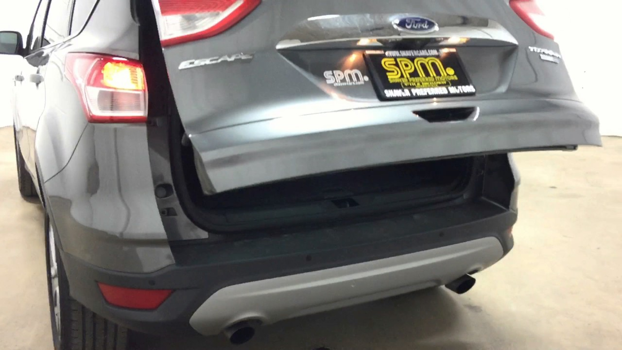 2014 Ford Escape Walk Around At Spm Youtube