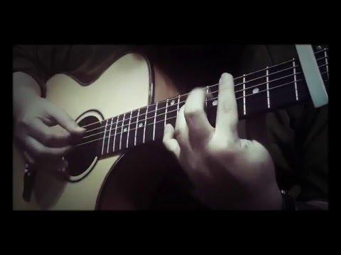 Janam janam - Dilwale (acoustic guitar cover)
