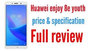 Huawei enjoy 8e youth review