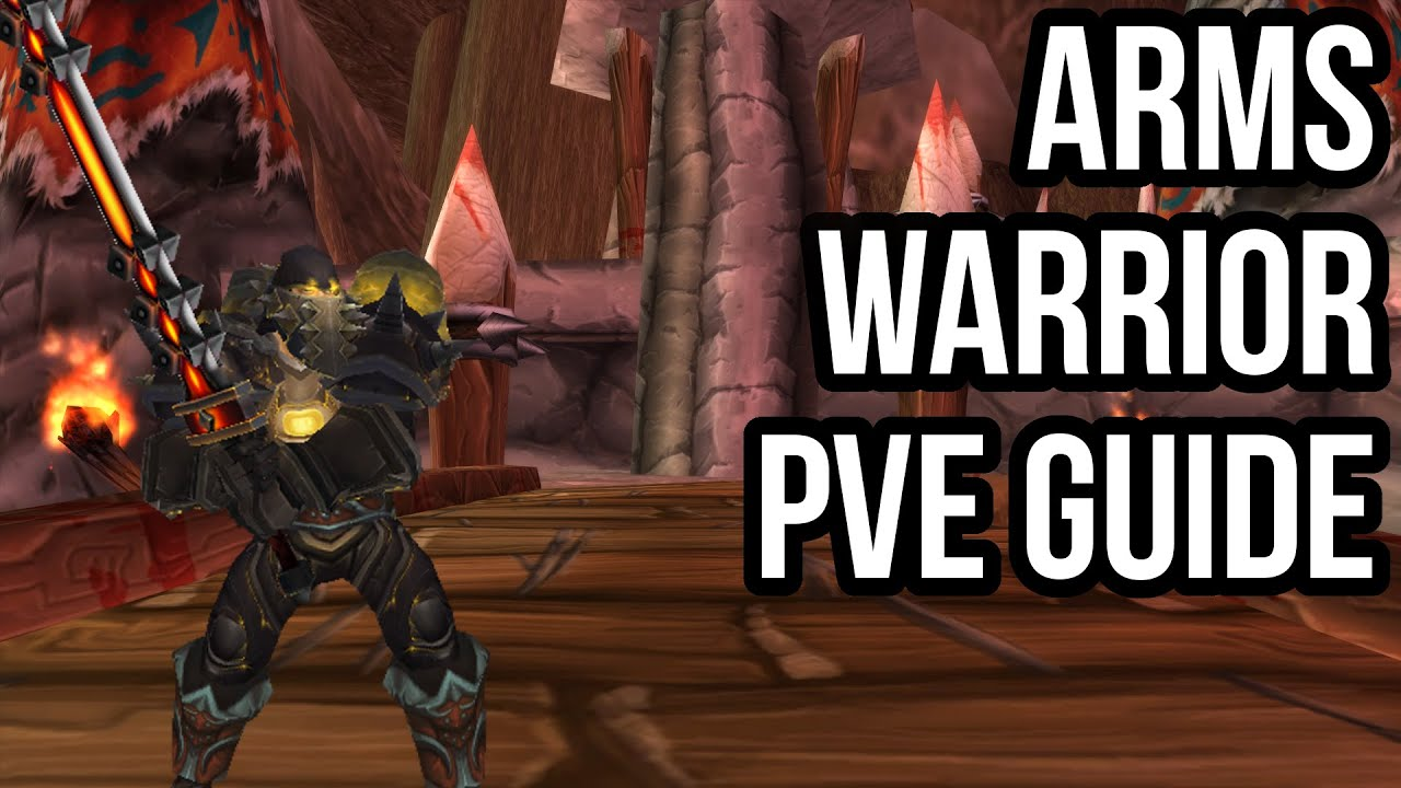 Looking for a PVE Prot Warrior build - Page 2 - MMO-Champion