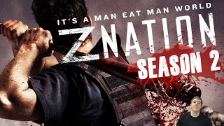 Z Nation Season 2 to Premiere September 11, 2015!