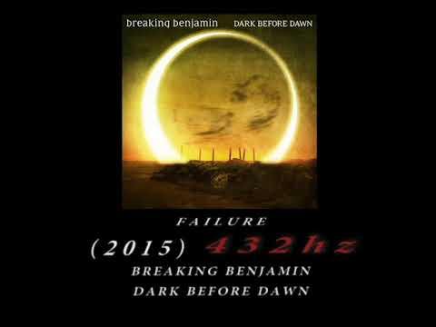 Breaking Benjamin - Failure [432hz]