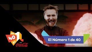 Baixar David Guetta feat. Sia, Flames. Número 1 de LOS40 11 de agosto