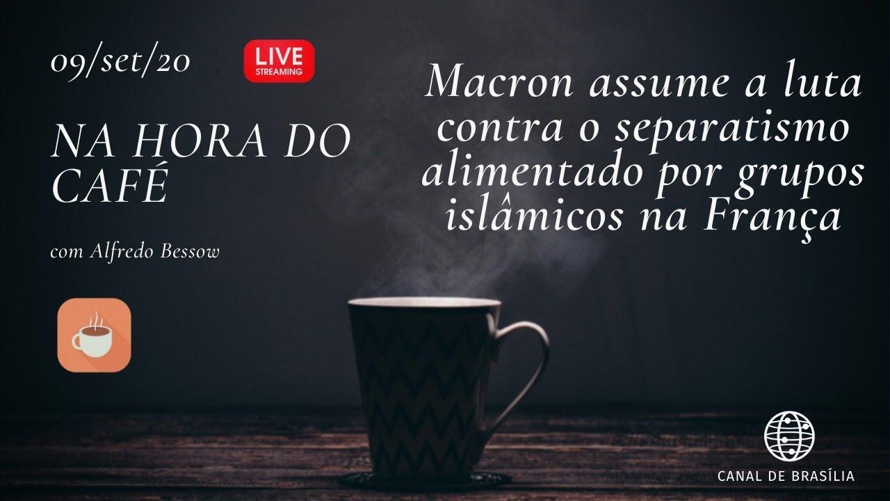 Na hora do café -  FRANÇA: Os herdeiros da pátria finalmente acordarão?
