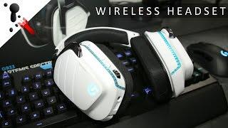 Logitech G933 Artemis Spectrum Snow Review (Wireless)