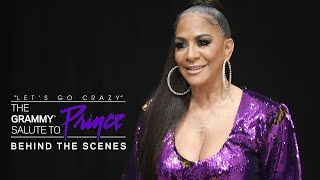 Sheila E. On Honoring Prince's Legacy | Let's Go Crazy: The GRAMMY Salute To Prince