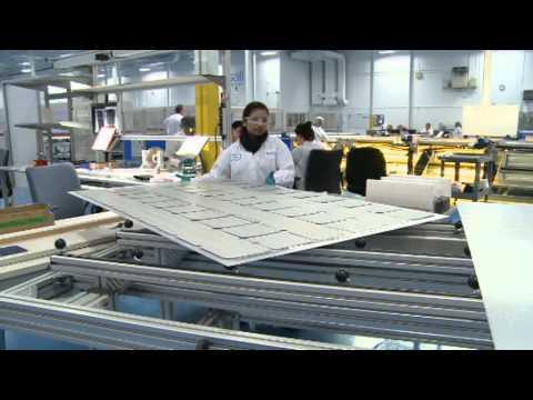 Solar panel production: Interconnection & Repair