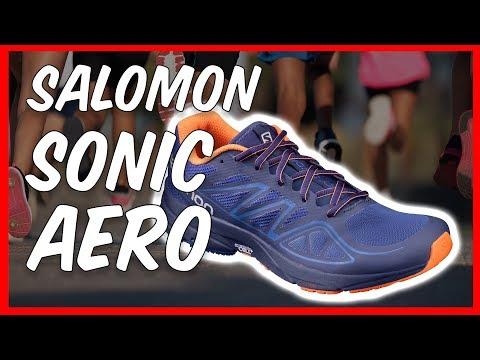 2018 Salomon Sonic Aero Running Shoes