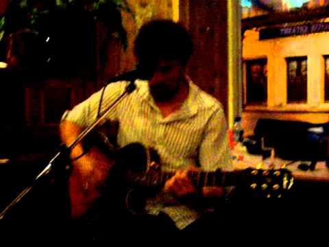 Average Andy - Lower Your Expectations - Hula Cafe - Glasgow - 2012
